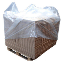 Pallet shrink covers