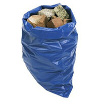 Rubble aggregate sacks