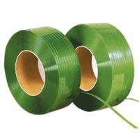 Polypropylene narrow pallet strap