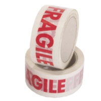 Polyprop fragile tape